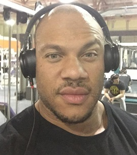 Bodybuilder Phil Heath