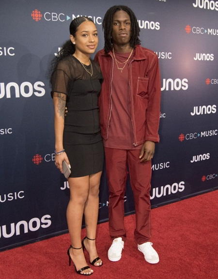 Daniel Caesar Height Weight Stats