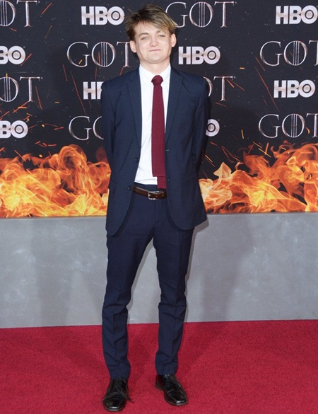 Jack Gleeson Height Weight Stats