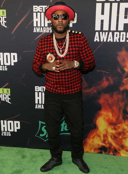 Jeezy Height Weight Stats