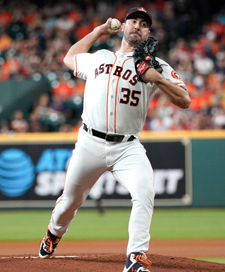 Justin Verlander Height Weight Stats