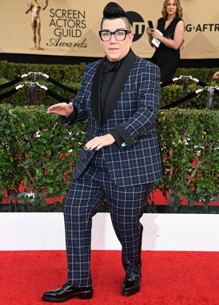 Lea DeLaria Measurements Body Stats