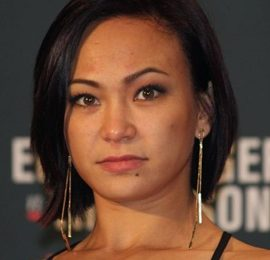 Michelle Waterson Body Measurements Height Weight Bra Size Age Facts