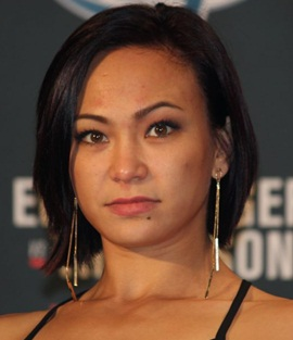 MMA Fighter Michelle Waterson