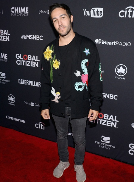 Pete Wentz Height Weight Facts