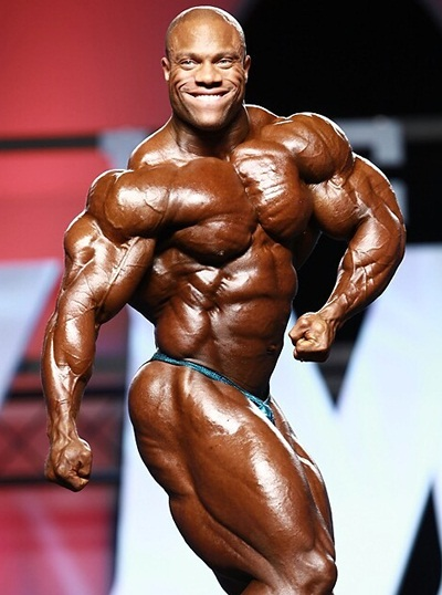 Phil Heath Height Weight Facts