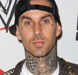 Travis Barker Height Weight Age Body Measurements Facts Family Bio
