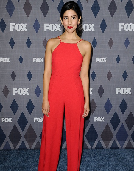 Stephanie Beatriz Height Weight Stats