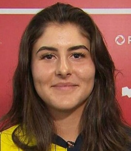 Tennis Player Bianca Andreescu