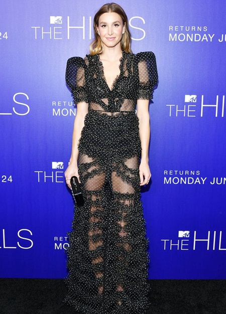 Whitney Port Body Measurements Bio