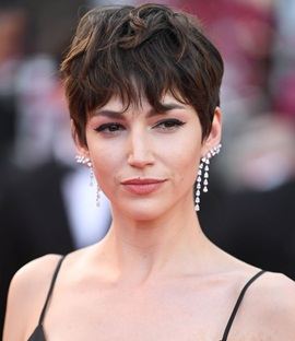 Actress Ursula corbero