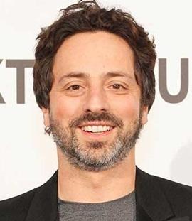 Google Founder Sergey Brin