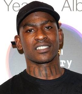 Rapper Skepta