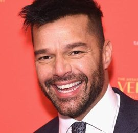 Ricky Martin Height Weight Body Measurements Facts Family