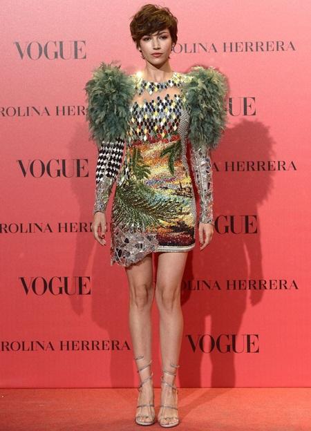 Ursula corbero Height Weight Facts