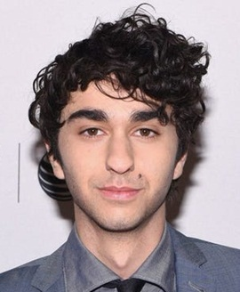 Actor Alex Wolff