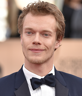 Actor Alfie Allen
