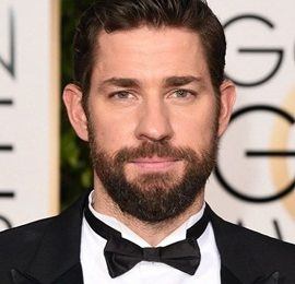 John Krasinski Height Weight Body Measurements Shoe Size Facts