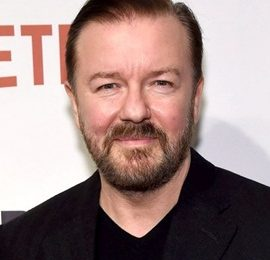 Ricky Gervais Height Weight Body Measurements Age Facts Family