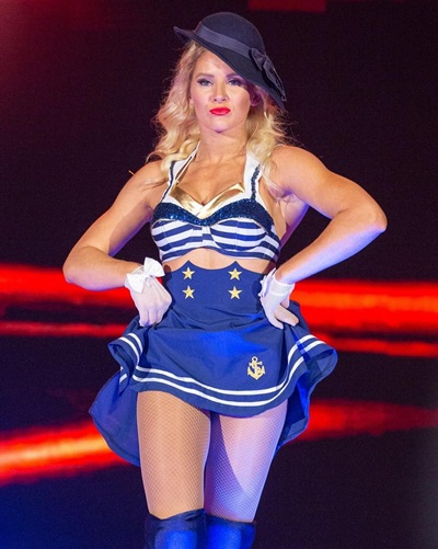 Lacey Evans Height Weight Bra Size