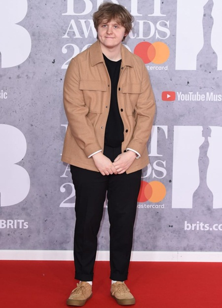 Lewis Capaldi Height Weight Stats