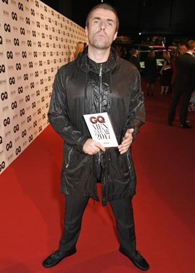 Liam Gallagher Height Weight Stats