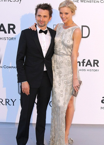 Matt Bellamy Measurements and Facts