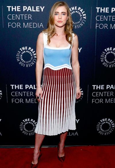 Melissa Roxburgh Height Weight Stats