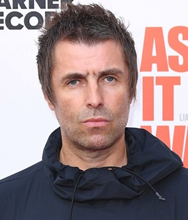 Singer Liam Gallagher