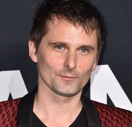 Matt Bellamy Height Weight Body Measurements Age Facts Family Wiki