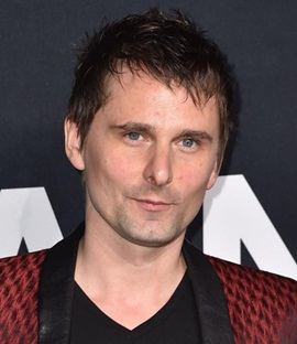 Singer Matt Bellamy