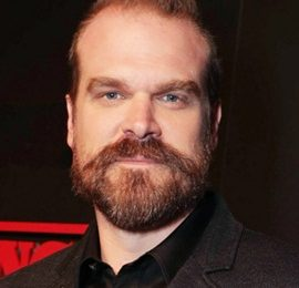 David Harbour Height Weight Body Measurements Stats Facts