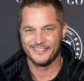 Travis Fimmel Height Weight Body Measurements Facts Family