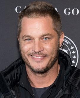 Actor Travis Fimmel
