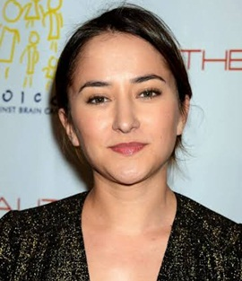 Actress Zelda Williams