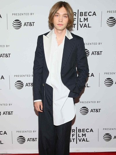 Charlie Plummer Measurements and Facts