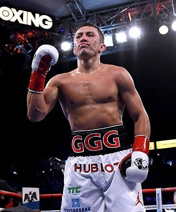 Gennady Golovkin Height Weight Stats