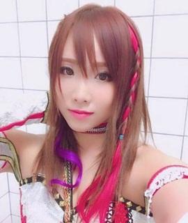 Japanese Wrestler Kairi Sane