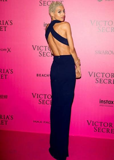 Jourdana Phillips Height Weight Stats