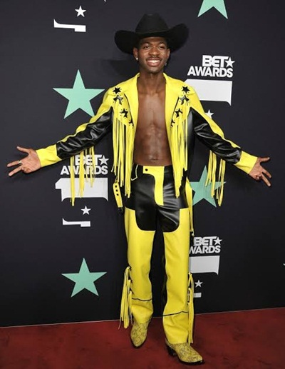 Lil Nas X Measurements and Bio