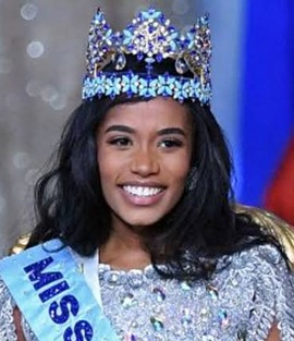 Miss World Toni-Ann Singh