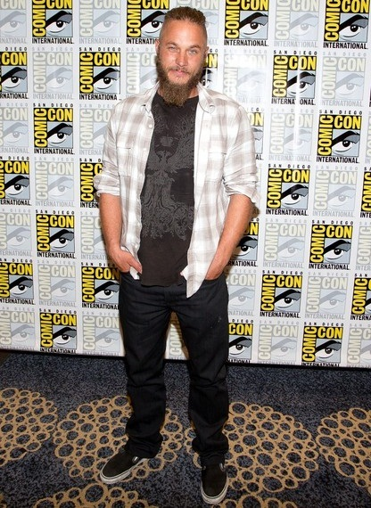 Travis Fimmel Body Measurements and Facts