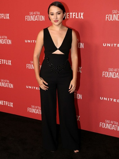 Zelda Williams Body Measurements