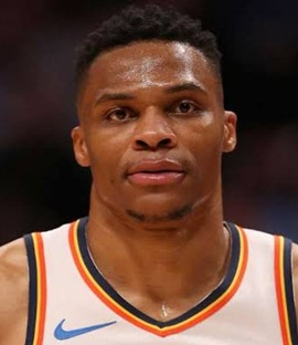 Basketball Player Russell Westbrook
