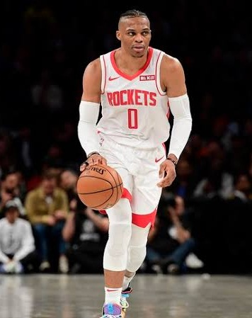 Russell Westbrook Height Weight Shoe Size