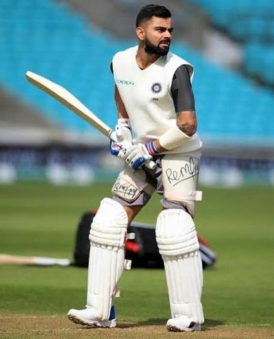 Virat Kohli Body Measurements and Facts