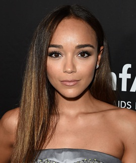 Actress Ashley Madekwe