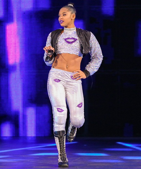 Bianca Belair Body Measurements