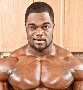 Bodybuilder Brandon Curry