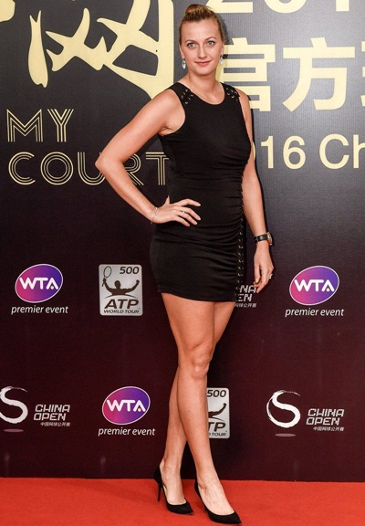 Petra Kvitova Height Weight Stats